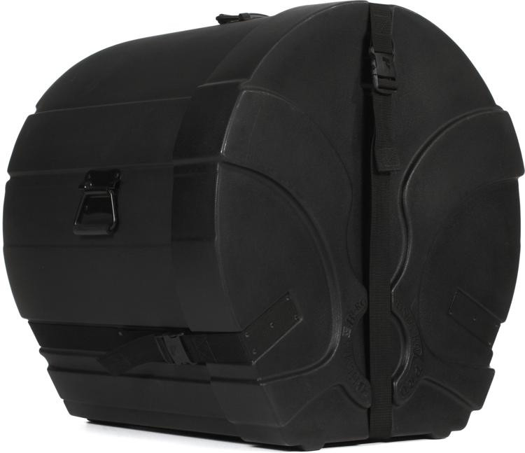 Humes & Berg Enduro Pro Foam-lined Bass Drum Case - 18