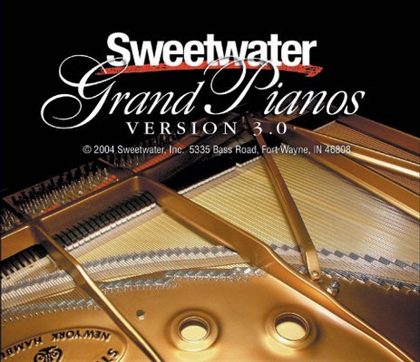 Sweetwater Grand Piano CD image 1