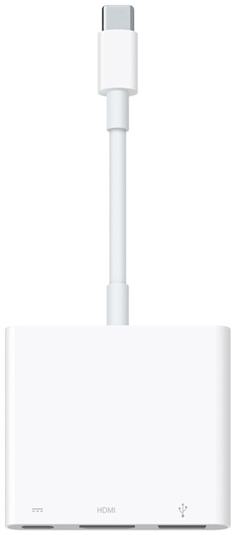 Apple USB-C Digital AV Multiport Adapter image 1