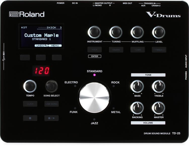 Roland TD-25 Drum Sound Module image 1