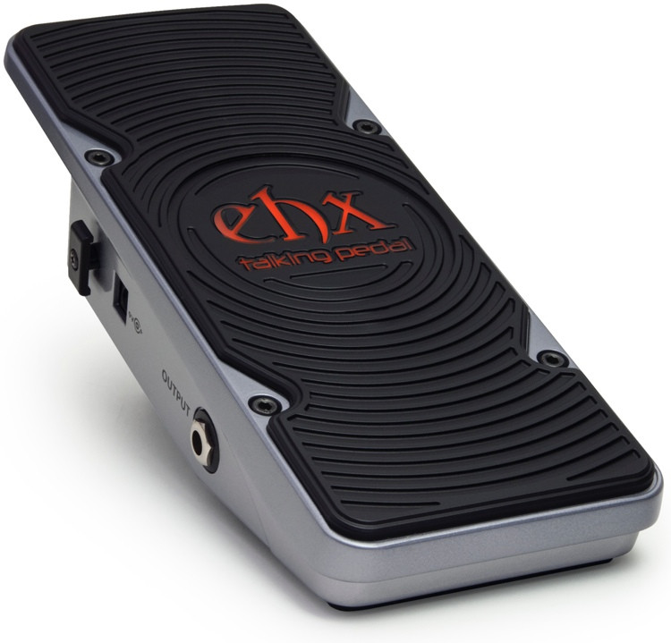 electro harmonix next step talking pedal vocal formant wah pedal with fuzz sweetwater. Black Bedroom Furniture Sets. Home Design Ideas