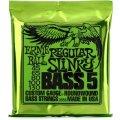 Ernie Ball 2836 Regular Slinky Roundwound 5-String Bass Strings
