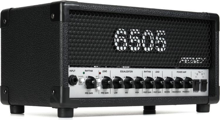 Peavey 6505 Mini Head 20/5/1-watt Tube Head image 1