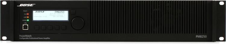 Bose PowerMatch PM8250 Power Amplifier image 1