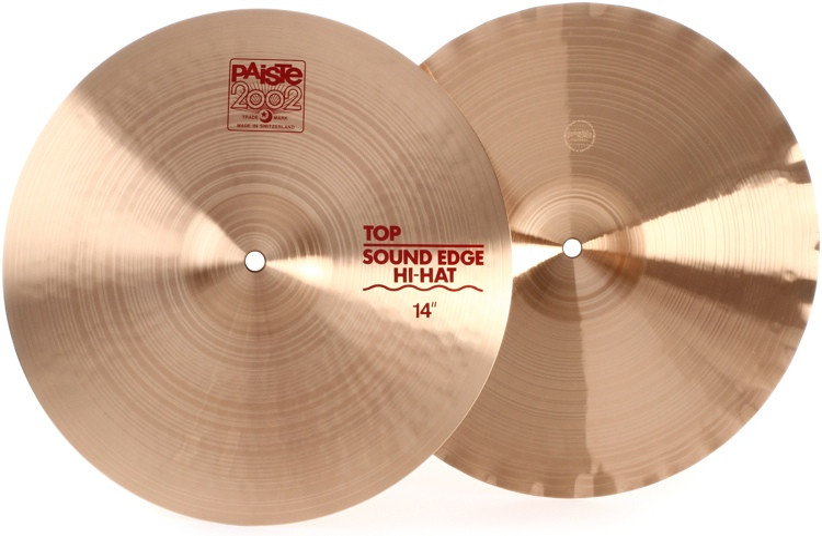 Paiste 2002 Sound Edge Hi-hats - 14