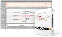 Celemony Melodyne 4 studio - Upgrade from Melodyne assistant