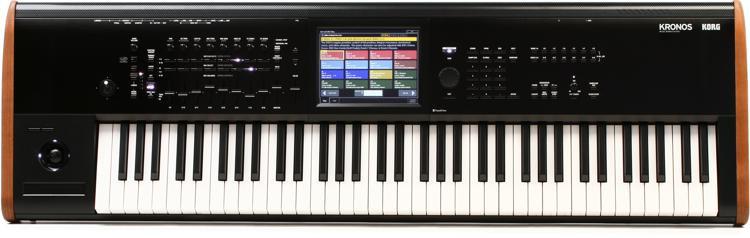 Korg Kronos 73-Key Synthesizer Workstation image 1