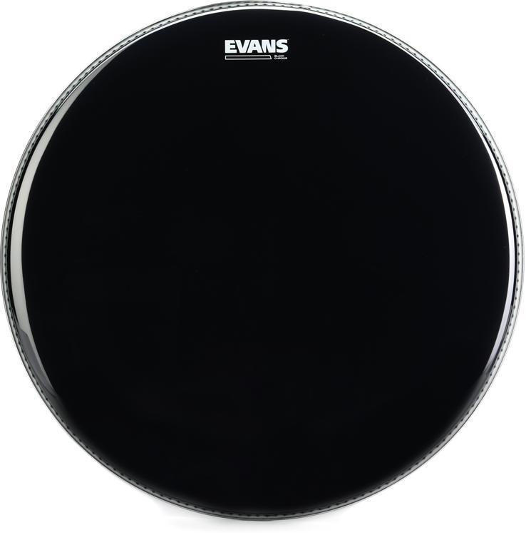 Evans TT20CHR Black Chrome Tom Batter Head - 20