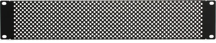 Gator GRW-PNLPRF2 - 2U Perforated Flanged Panel image 1