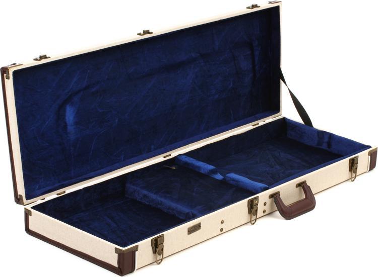 Gator Journeyman Deluxe Wood Case - Double-cutaway Electric Guitar image 1