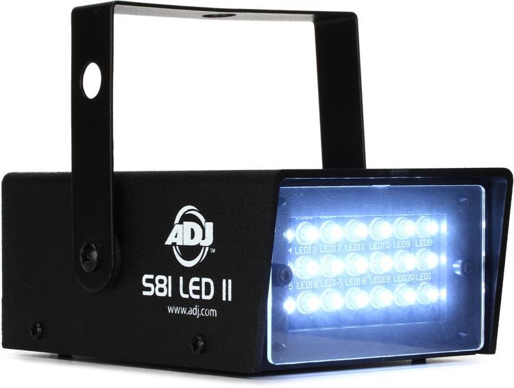 ADJ S81 LED II Mini LED Strobe Effect image 1