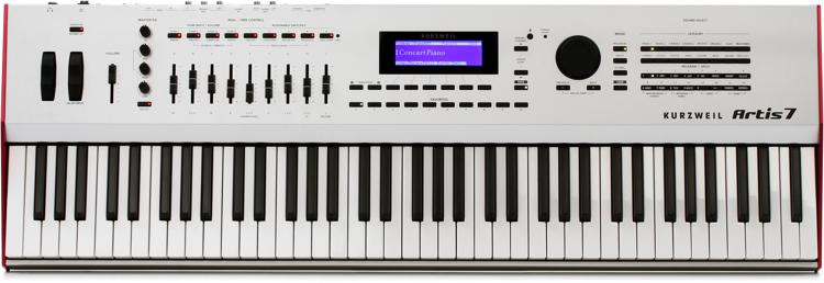 Kurzweil Artis7 - 76-key Stage Piano image 1