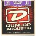 Dunlop DAP1152 Phosphore Bronze Medium Light Acoustic Strings