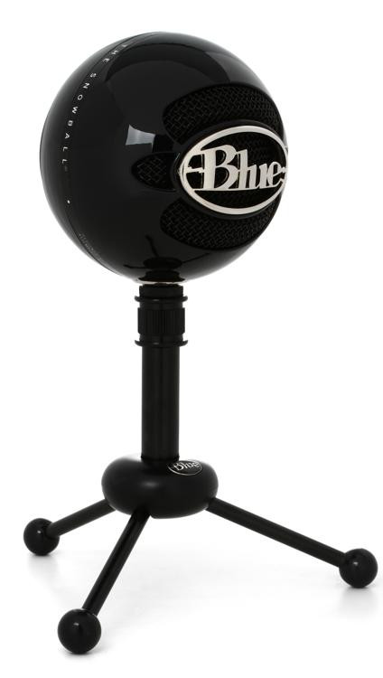 blue microphones snowball studio usb microphone sweetwater. Black Bedroom Furniture Sets. Home Design Ideas