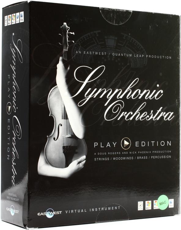 EastWest / Quantum Leap Symphonic Orchestra - Platinum Complete Plus Edition (Mac) image 1