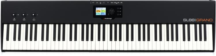 Studiologic SL88 Grand Keyboard Controller image 1