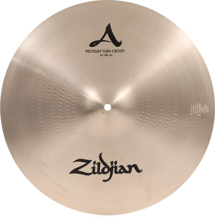 Zildjian A Series Medium-thin Crash - 16