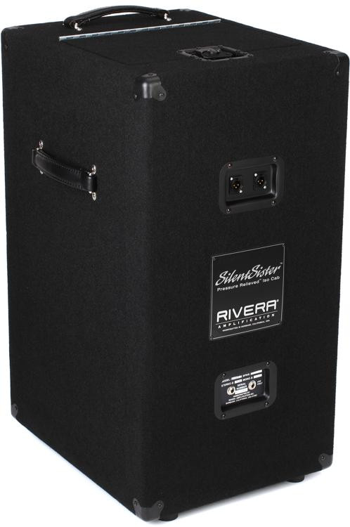 Rivera Silent Sister Unloaded Isolation Cabinet image 1