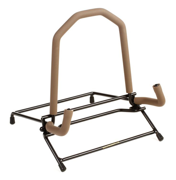 String Swing CC37 Flat Folding Guitar Stand - Electric image 1