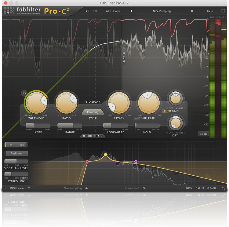 FabFilter Pro-C 2 Plug-in image 1