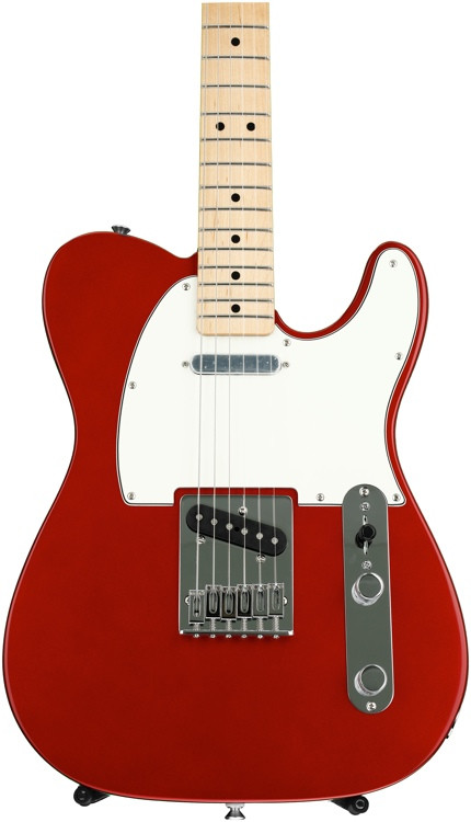 Fender Standard Telecaster - Candy Apple Red with Maple Fingerboard image 1