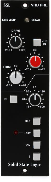 Solid State Logic VHD Microphone Preamp image 1