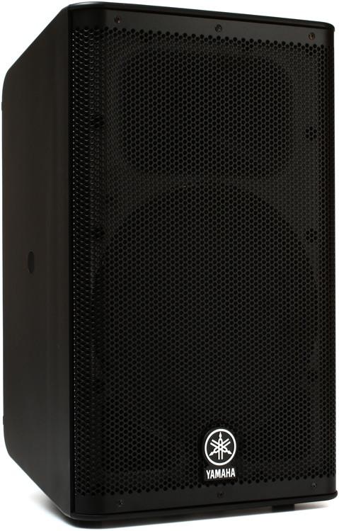 Yamaha dxr10 1100w 10 powered speaker sweetwater for Yamaha 10 speaker