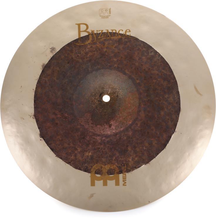 Meinl Cymbals Byzance Extra Dry Dual Crash Cymbal - 16