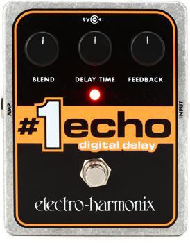 Electro-Harmonix #1 Echo Digital Delay Pedal image 1