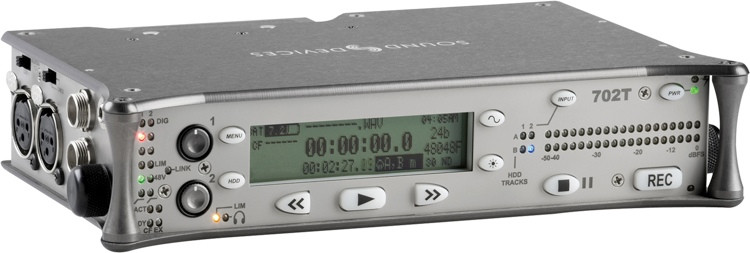 Sound Devices 702T image 1