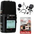 Zoom H2n Handy Recorder Bundle