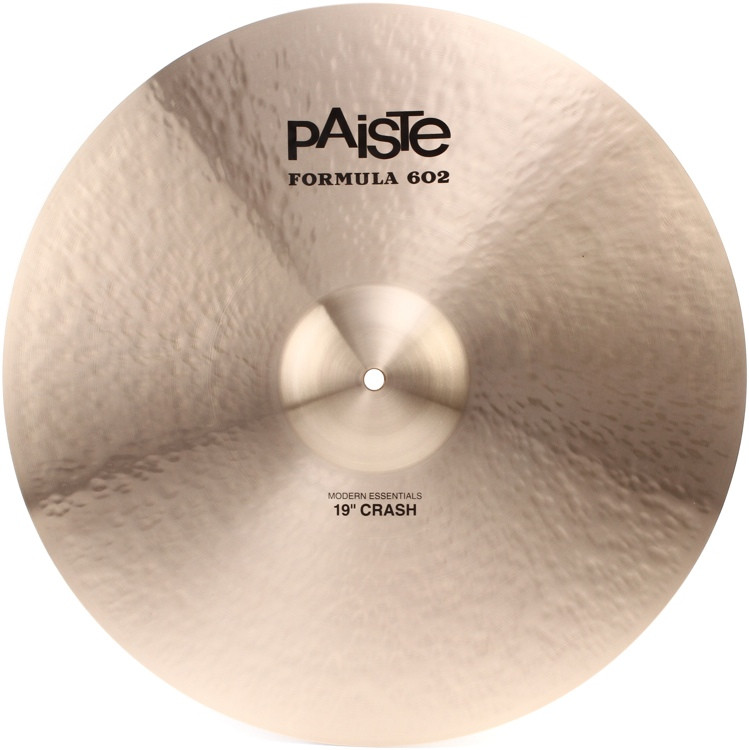 Paiste Formula 602 Modern Essentials Crash - 19