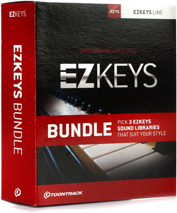 Toontrack EZkeys Bundle image 1