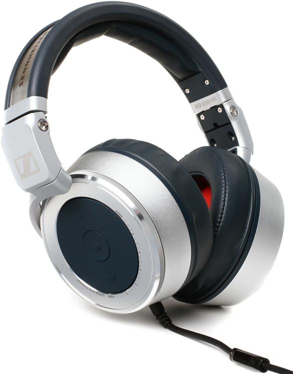 Sennheiser HD 630VB Closed-back Audiophile Headphones image 1 6d87fb6254