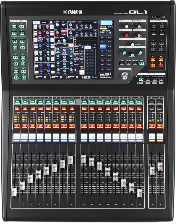 Yamaha QL1 Digital Mixer image 1