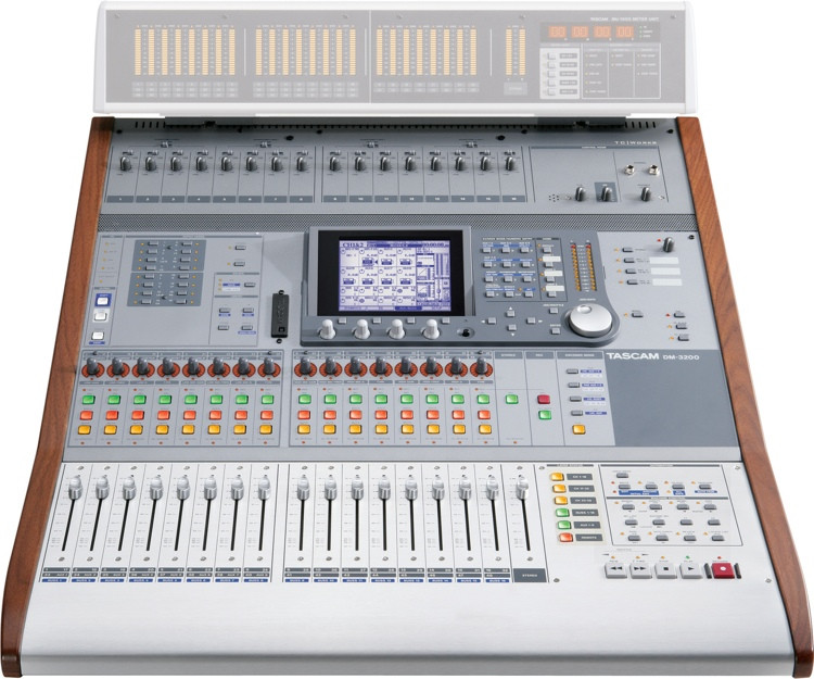 TASCAM DM-3200 Digital Mixer image 1
