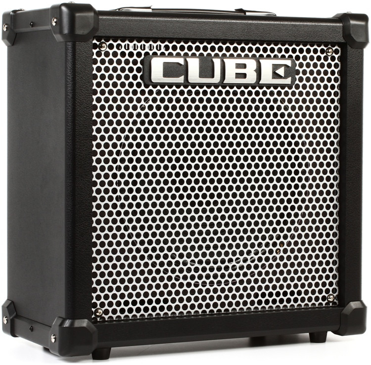 roland cube 40gx 40 watt 1x10 cosm combo amp with fx sweetwater. Black Bedroom Furniture Sets. Home Design Ideas