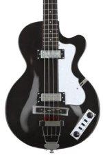 Hofner Ignition Club Bass - Translucent Black