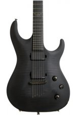 Washburn Parallaxe PXM20 - Flame Trans Black