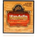GHS PF250 Bright Bronze Mandolin Strings - .011-.038 Medium Light