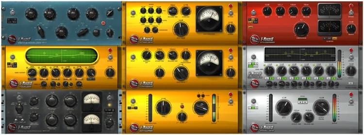 IK Multimedia T-RackS Deluxe Software Suite (download) image 1