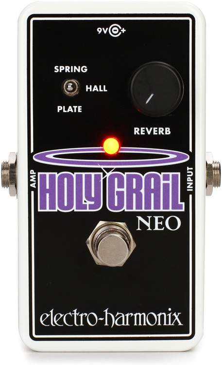Electro-Harmonix Holy Grail Neo Reverb Pedal image 1