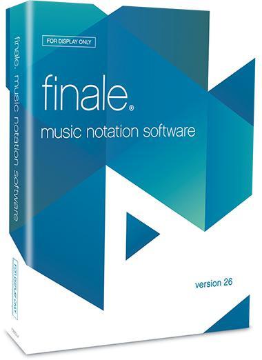 Finale 26 - Academic Version (download)