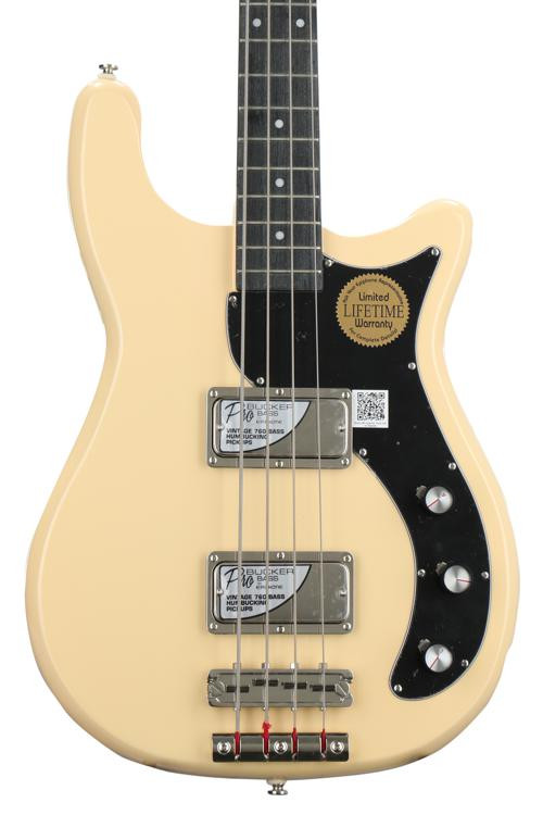 Epiphone embassy pro bass antique ivory sweetwater for Consul use cases