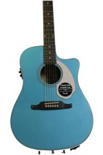 Fender Sonoran SCE - Lake Placid Blue