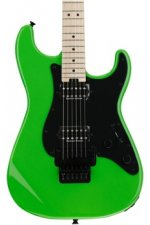 Charvel Pro-Mod So-Cal Style 1 HH Floyd Rose - Slime Green