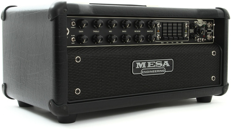 Mesa/Boogie Express 5:25 Plus 25-watt Tube Head - Black image 1