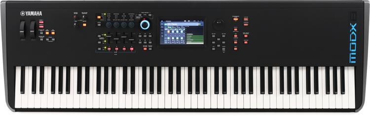 MODX8 88-key Synthesizer