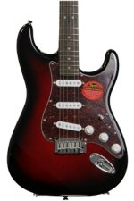 Squier Standard Stratocaster - Antique Burst with Rosewood Fingerboard