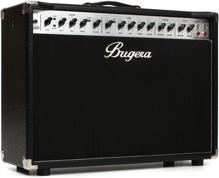bugera 6262 212 infinium 120 watt combo guitar amplifier sweetwater. Black Bedroom Furniture Sets. Home Design Ideas